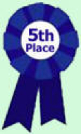 Humor Press FifthPlace Ribbon
