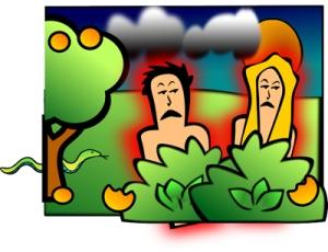 150423 Adam & Eve