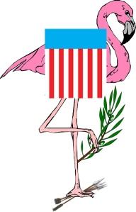 150626 Flamingo Symbol