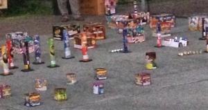150703 Fireworks Setup