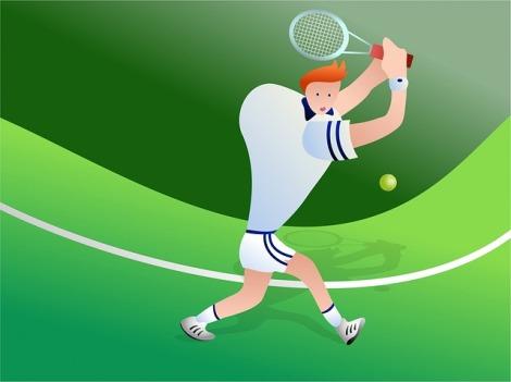 150731 Tennis Man